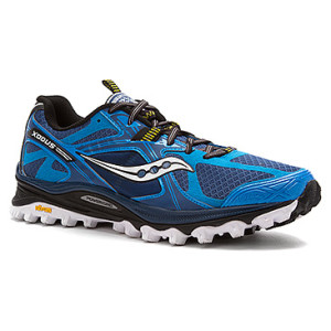 Saucony Xodus at The Sports Room