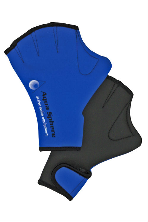 Aqua Sphere Swim Gloves at The Sports Room Wicklow