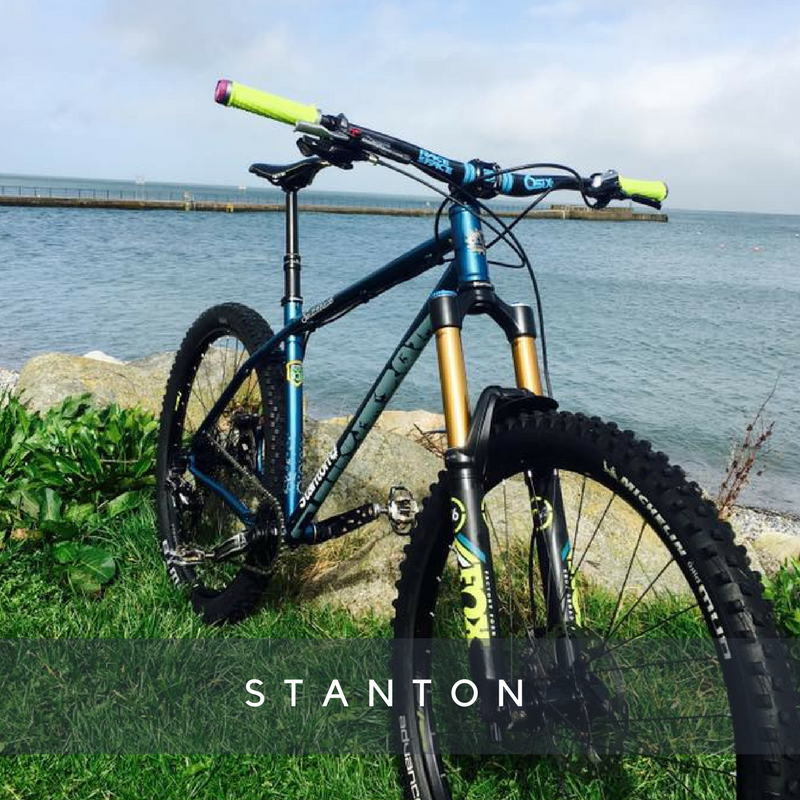 Custom build stanton bikes Wicklow Town, The Bike Room, The Sports Room