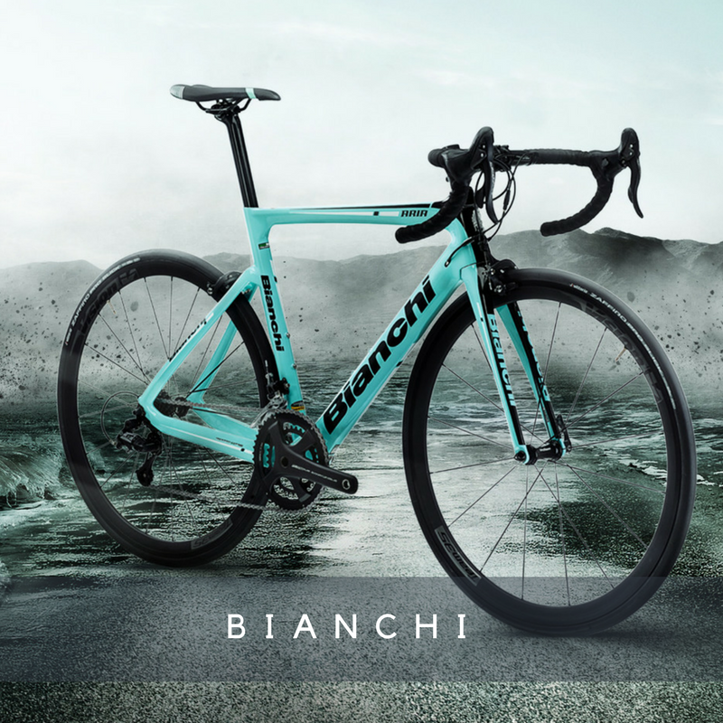 Bianchi Dealer, The Bike Room, The Sports Room Wicklow