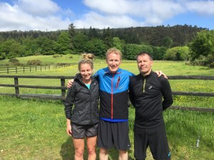 Trail Running at The Sports Room Wicklow Town