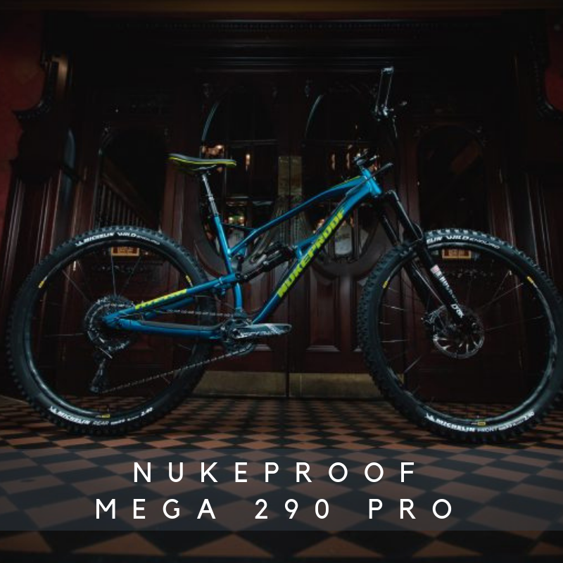 Buy Nukeproof Mega 290 2019 MTB The Sports Room Wicklow