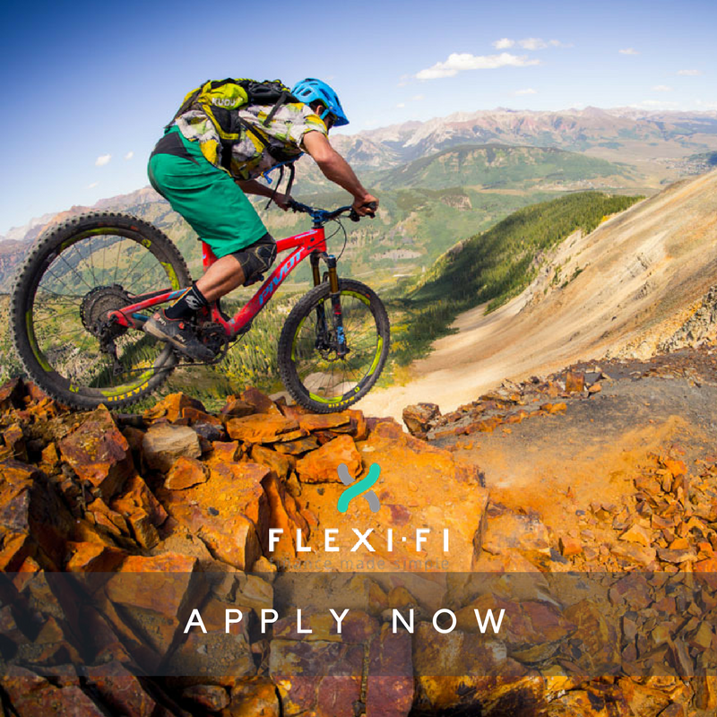 Apply for Flexi-Fi Finance at The Sports Room Wicklow