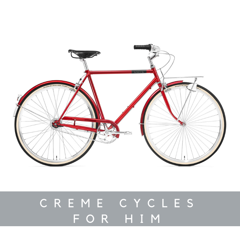 Buy Creme Cycles Urban Bikes for Men The Bike Room The Sports Room Wicklow