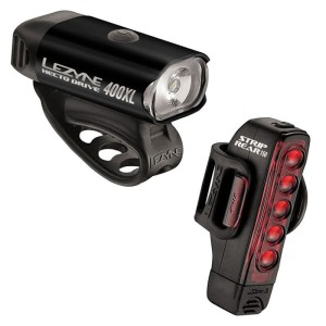 Lezyne Hecto & Strip Pair Bike Lights The Bike Room The Sports Room Wicklow