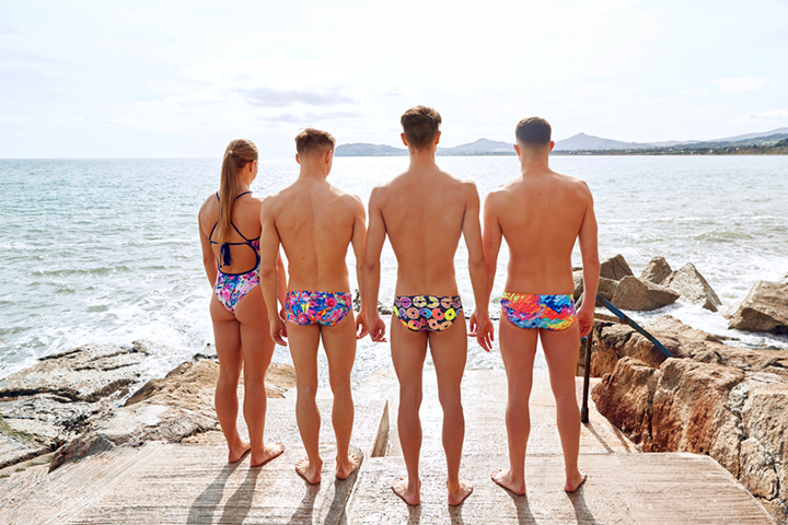 Irish Swimmers wear Funkita and Funky Trunks The Sports Room Wicklow