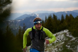 Night time trail running wicklow with led lenser headlamps