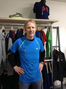 Mark Williams, Owner, The Sports Room Wicklow