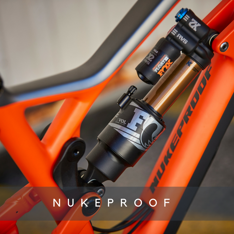 Nukeproof mountain bikes for sale at The Sports Room