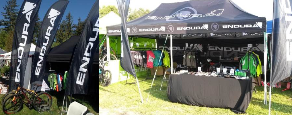 The Sports Room and Endura MTB at The Emerald Enduro Glenealy