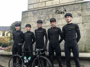 Cian Keogh The Sports Room Racing Team