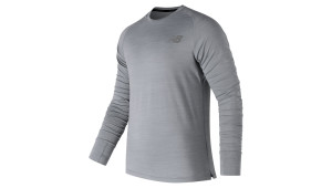 New Balance Seasonless Long Sleeve for men the sports room