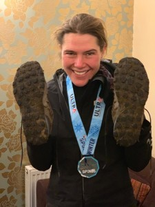 Jasmin Paris Inov8 Roclite 275 Montane Spine Race Winner