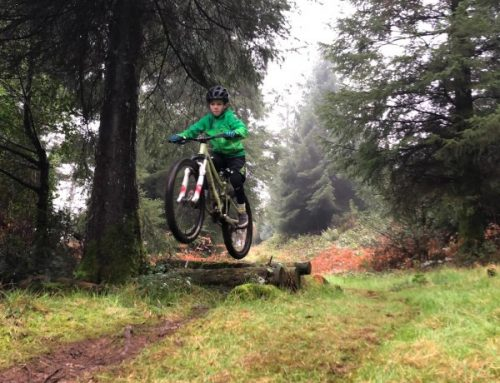 MOUNTAIN BIKE SUMMER CAMP 2019 WICKLOW