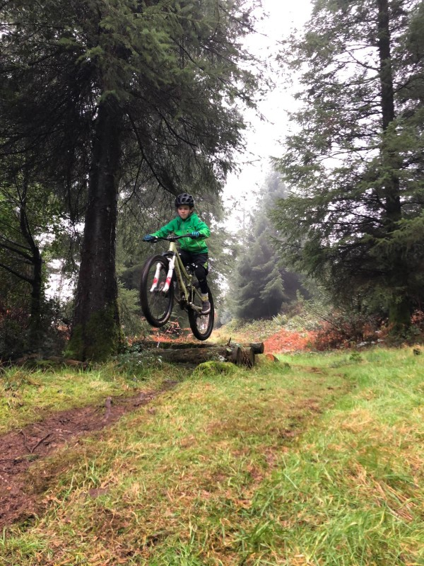 Easter 2019 mountain bike camps wicklow the sports room