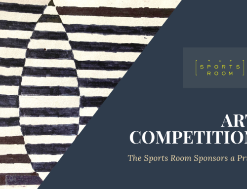 THE SPORTS ROOM SPONSORS LOCAL ART COMPETITION