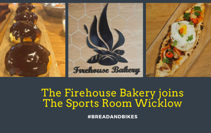 The Firehouse Bakery joins The Sports Room Wicklow Town